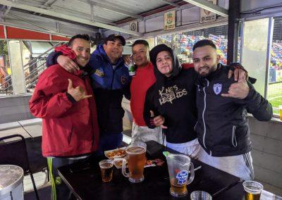 Soccer bar