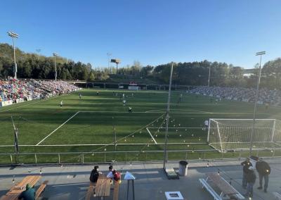 Stadium Field Willie B Patio