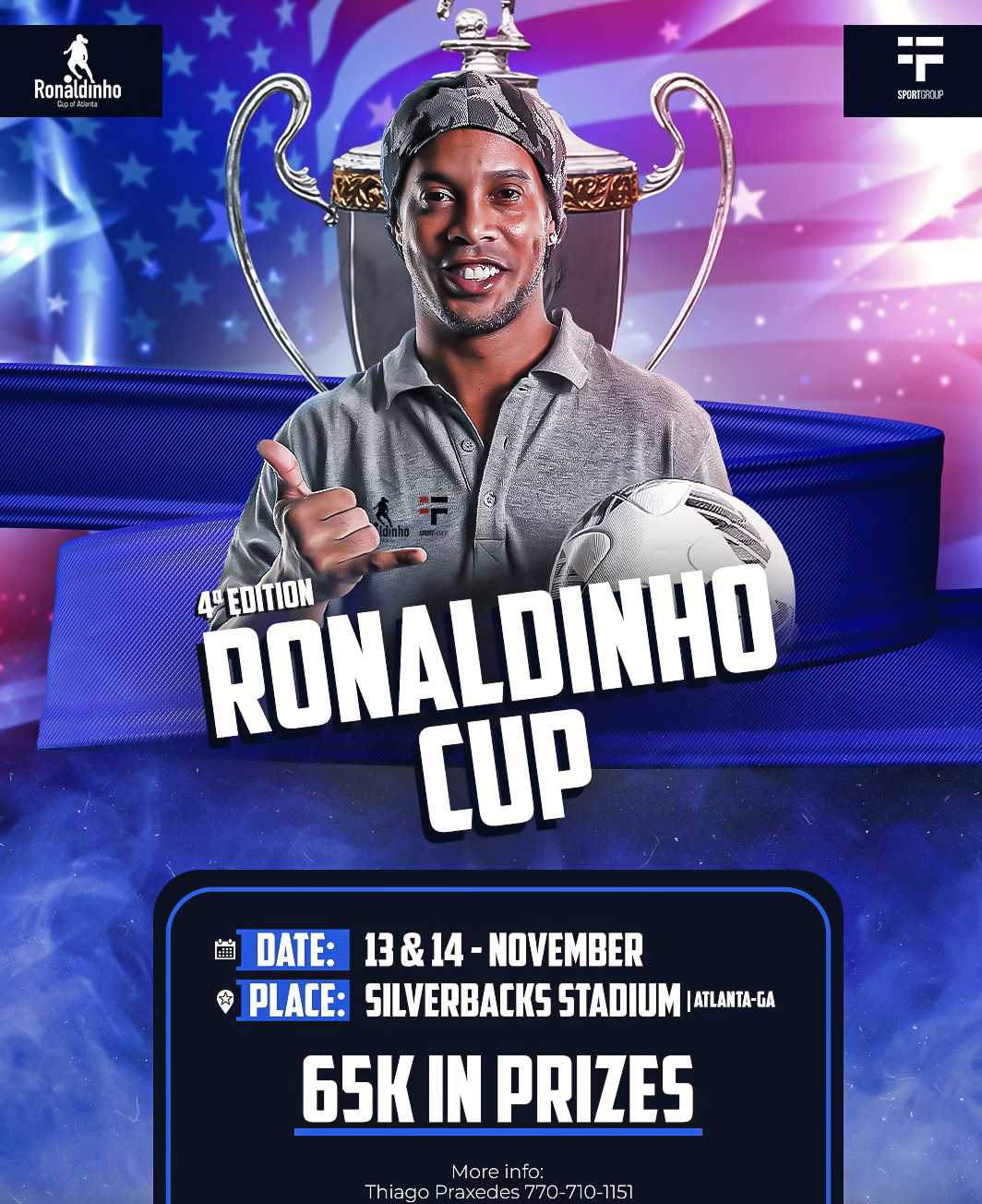 Ronaldinho Cup 2021
